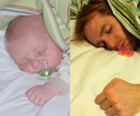 a_weird_dude_reenacts_scenes_in_baby_photos_03