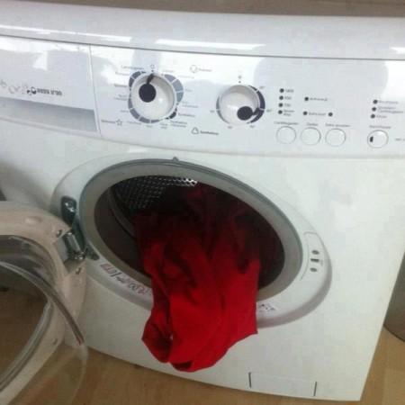 滑稽洗衣機