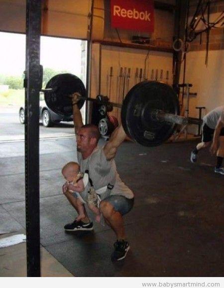 funny gym plan